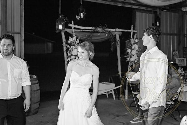 Kaelie and Tom Wedding 08J - 0115bw
