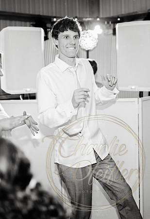 Kaelie and Tom Wedding 08C - 0343bw