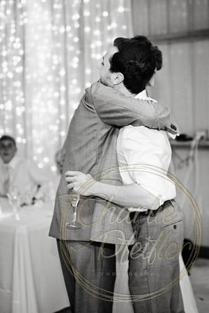 Kaelie and Tom Wedding 08C - 0103bw