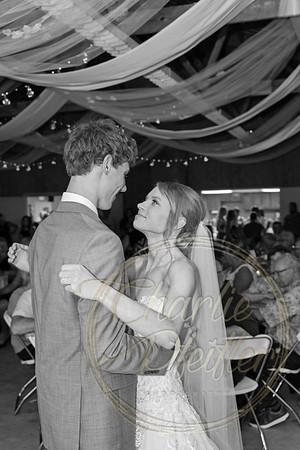 Kaelie and Tom Wedding 08J - 0030bw