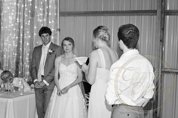 Kaelie and Tom Wedding 08J - 0036bw