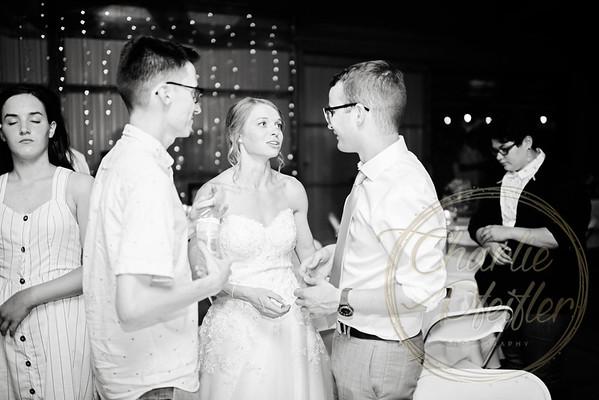 Kaelie and Tom Wedding 08C - 0233bw