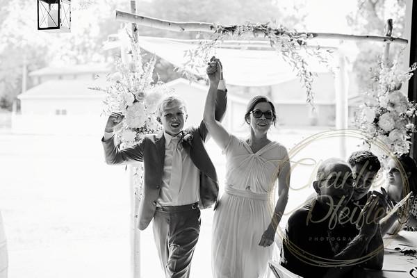 Kaelie and Tom Wedding 08C - 0008bw