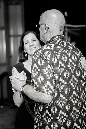 Kaelie and Tom Wedding 08C - 0350bw