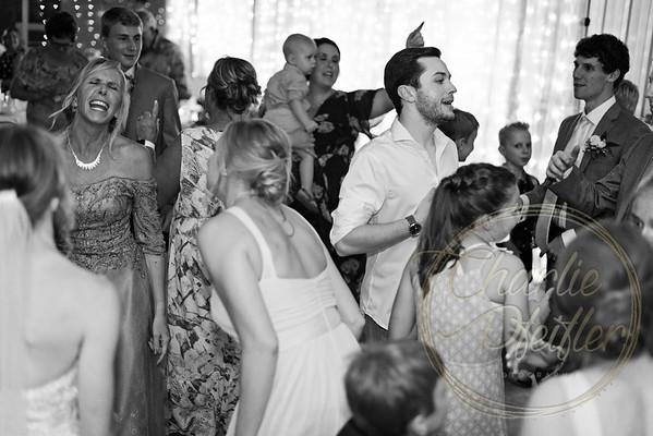 Kaelie and Tom Wedding 08J - 0074bw