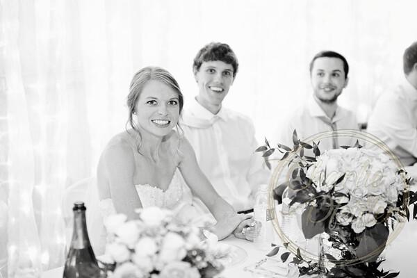 Kaelie and Tom Wedding 08C - 0077bw