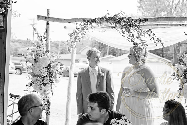 Kaelie and Tom Wedding 08J - 0004bw