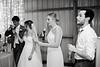 Kaelie and Tom Wedding 08C - 0108bw