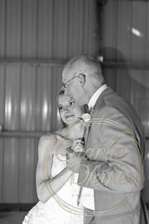Kaelie and Tom Wedding 08J - 0051bw