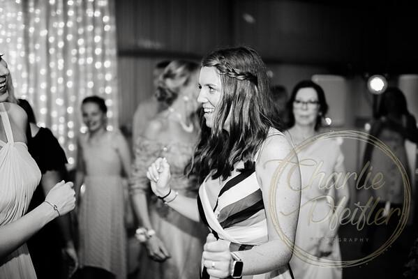 Kaelie and Tom Wedding 08C - 0215bw