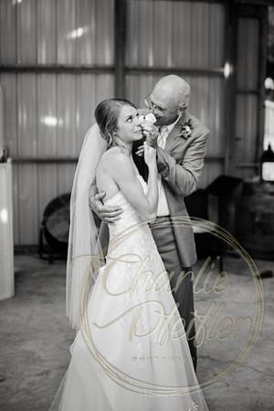 Kaelie and Tom Wedding 08C - 0132bw