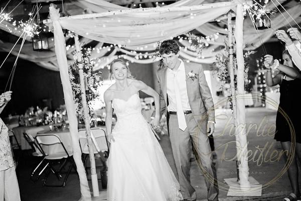 Kaelie and Tom Wedding 08C - 0391bw