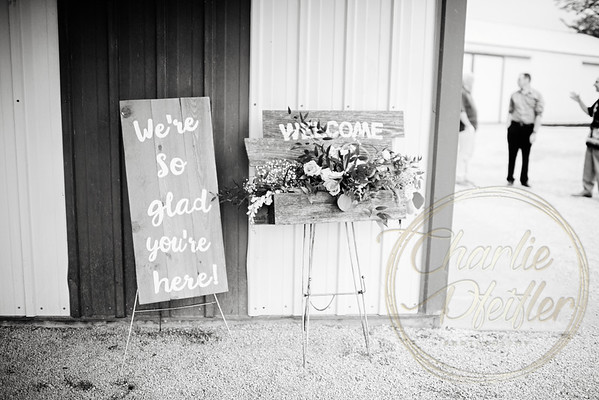 Kaelie and Tom Wedding 08C - 0064bw