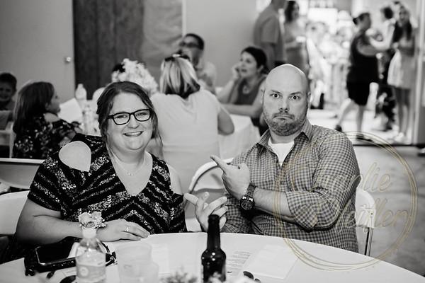 Kaelie and Tom Wedding 08C - 0002bw