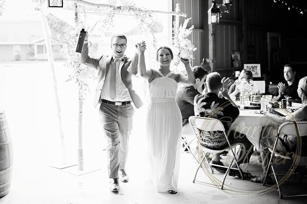 Kaelie and Tom Wedding 08C - 0014bw