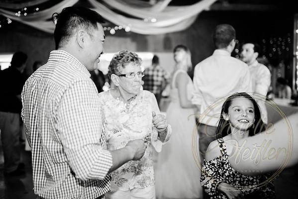 Kaelie and Tom Wedding 08C - 0231bw