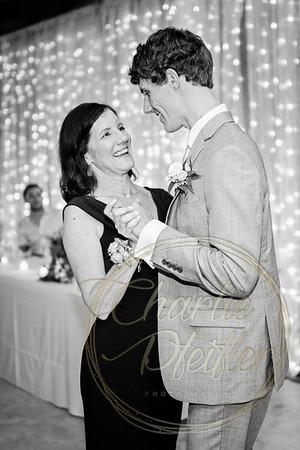 Kaelie and Tom Wedding 08C - 0147bw