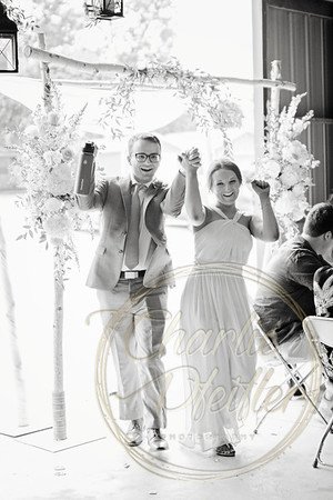 Kaelie and Tom Wedding 08C - 0013bw