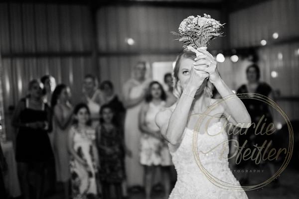 Kaelie and Tom Wedding 08C - 0260bw