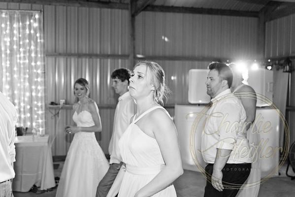 Kaelie and Tom Wedding 08J - 0118bw