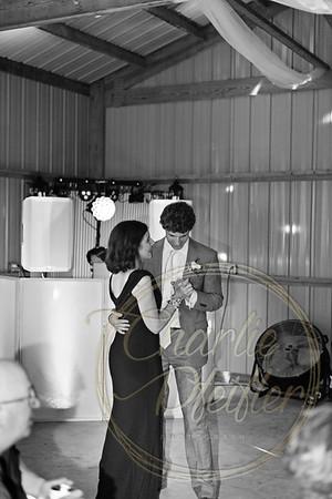 Kaelie and Tom Wedding 08J - 0055bw