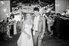 Kaelie and Tom Wedding 08C - 0400bw