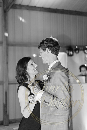 Kaelie and Tom Wedding 08J - 0053bw