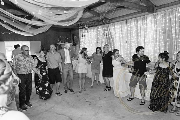 Kaelie and Tom Wedding 08J - 0123bw