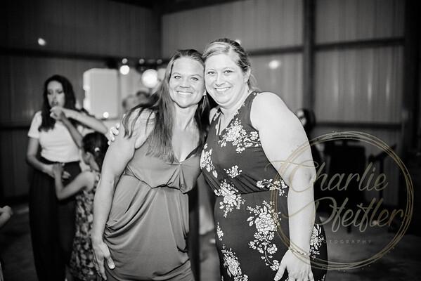 Kaelie and Tom Wedding 08C - 0318bw