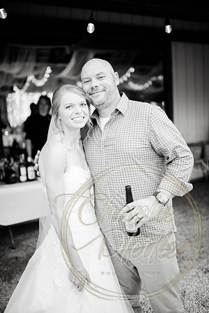 Kaelie and Tom Wedding 08C - 0081bw