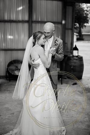 Kaelie and Tom Wedding 08C - 0130bw