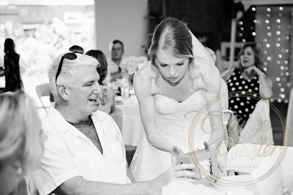 Kaelie and Tom Wedding 08C - 0098bw