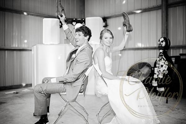 Kaelie and Tom Wedding 08C - 0154bw
