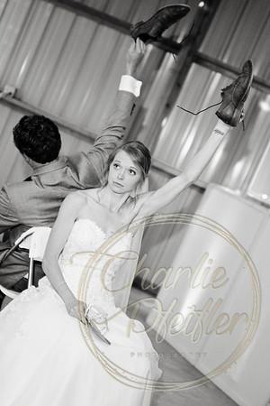 Kaelie and Tom Wedding 08C - 0162bw