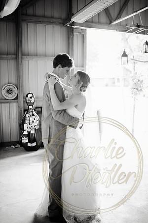 Kaelie and Tom Wedding 08C - 0038bw