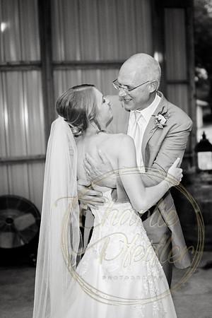 Kaelie and Tom Wedding 08C - 0139bw
