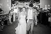 Kaelie and Tom Wedding 08C - 0403bw
