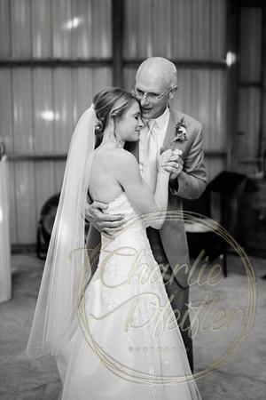 Kaelie and Tom Wedding 08C - 0127bw