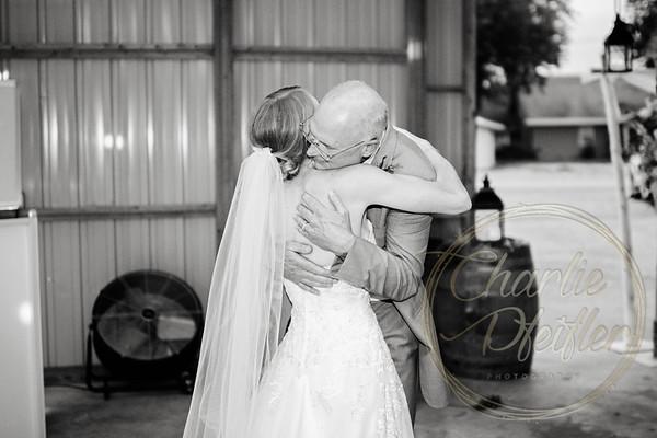 Kaelie and Tom Wedding 08C - 0138bw