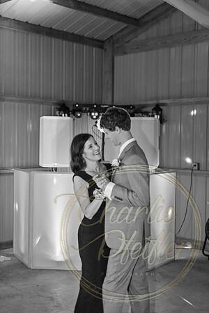 Kaelie and Tom Wedding 08J - 0054bw