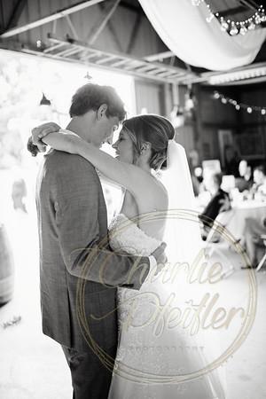 Kaelie and Tom Wedding 08C - 0032bw