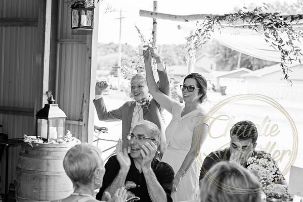 Kaelie and Tom Wedding 08J - 0003bw