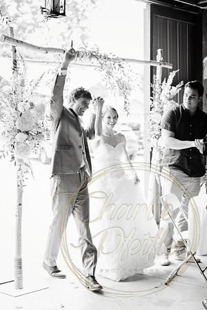 Kaelie and Tom Wedding 08C - 0021bw