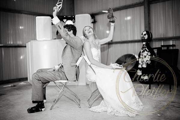 Kaelie and Tom Wedding 08C - 0158bw