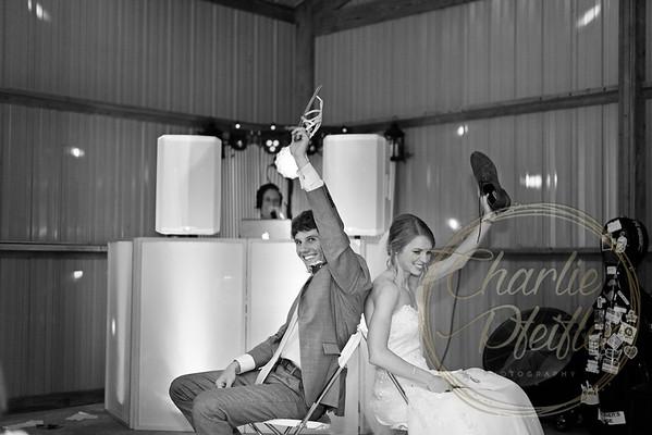 Kaelie and Tom Wedding 08J - 0071bw