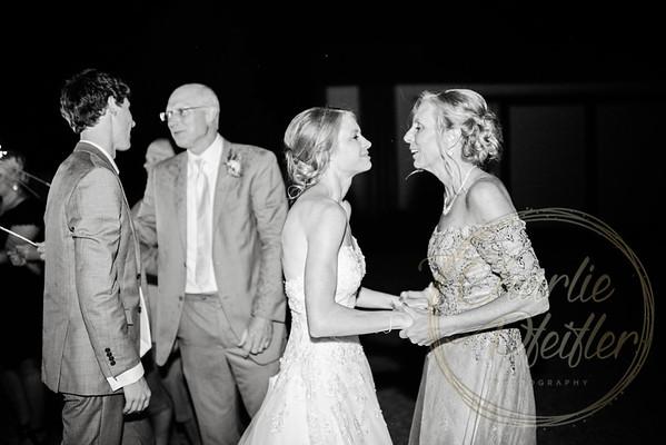 Kaelie and Tom Wedding 08C - 0408bw