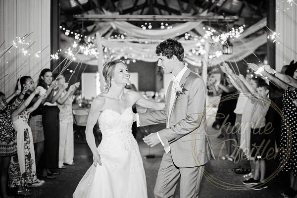 Kaelie and Tom Wedding 08C - 0395bw