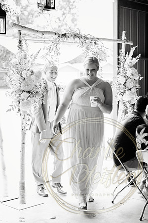 Kaelie and Tom Wedding 08C - 0009bw