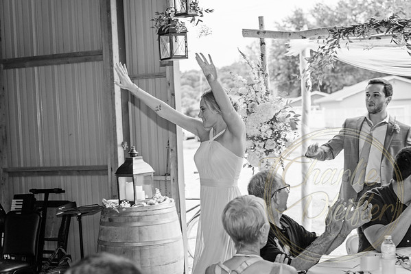 Kaelie and Tom Wedding 08J - 0018bw
