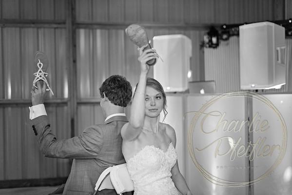 Kaelie and Tom Wedding 08J - 0061bw